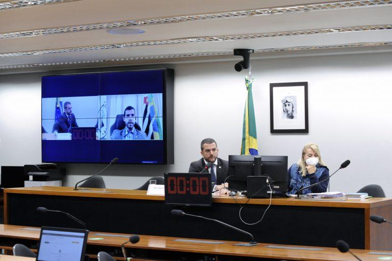 Apresentação de Plano de Trabalho e oitivas de testemunhas. Dep. Carlos Jordy (PSL - RJ)