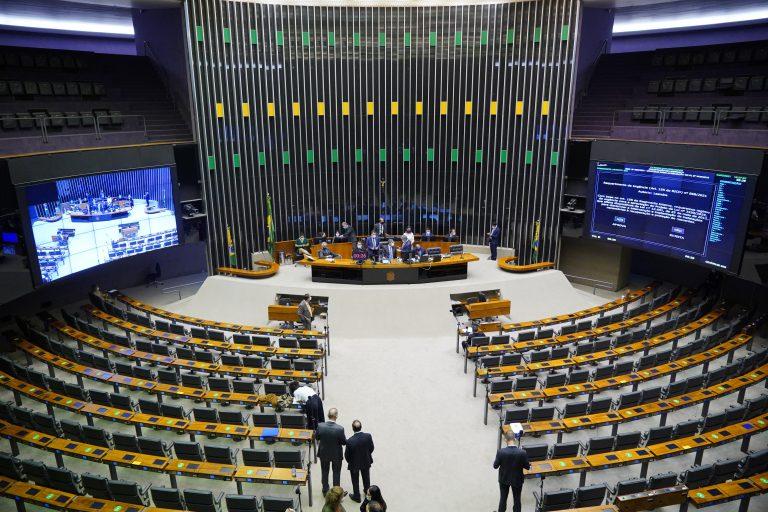 Plenário - Sessão Deliberativa