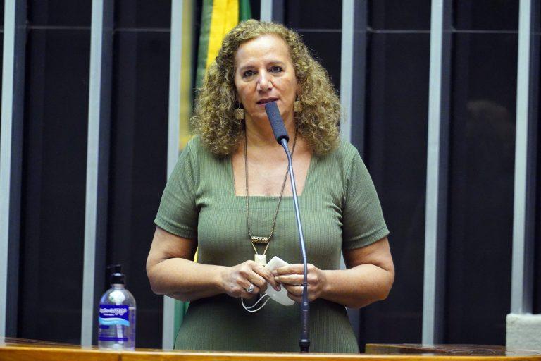Deputada Jandira Feghali (PCdoB-RJ)