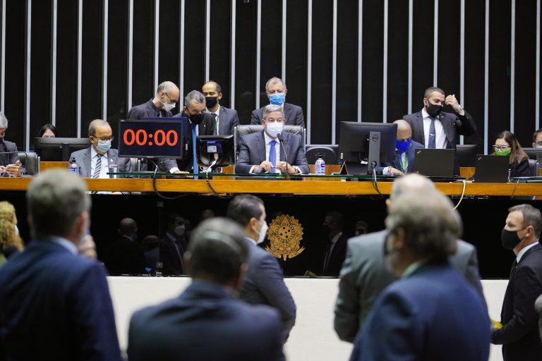Discussão e votação de propostas. Presidente da Câmara dos Deputados, dep. Arthur Lira