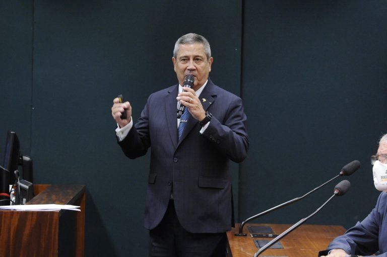 Reunião Extraordinária - Explanar sobre as prioridades do Ministério da Defesa para o ano de 2021. Ministro de Estado da Defesa, General Walter Braga Netto
