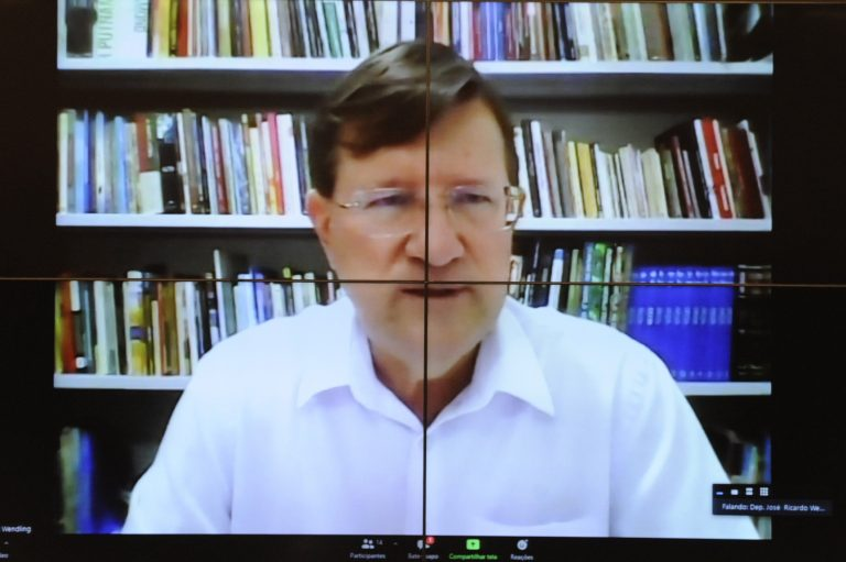 Audiência Pública -Concessão de Auxílio Emergencial em 2021. Dep. José Ricardo (PT - AM)