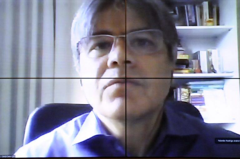 Rodrigo Rego: proposta é que fundo do idoso seja recriado por lei complementar