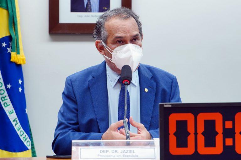 Deputado Dr. Jaziel (PL-CE)