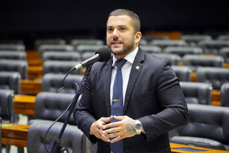 Carlos Jordy, relator do projeto