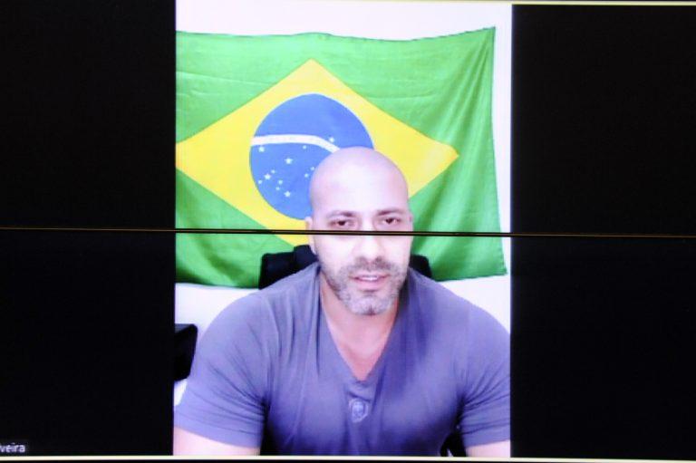 Reunião de oitivas. Dep. Daniel Silveira (PSL - RJ)