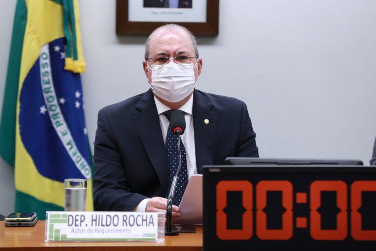 Audiência Pública - Debater o não cumprimento da Lei nº13.959/19 que institui o Revalida. Dep. Hildo Rocha(MDB - MA)