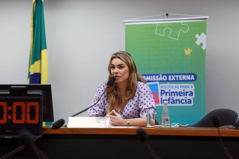 Audiência Pública - Monitoramento dos Impactos da COVID-19 na Infância. Dep. Paula Belmonte (CIDADANIA - DF)