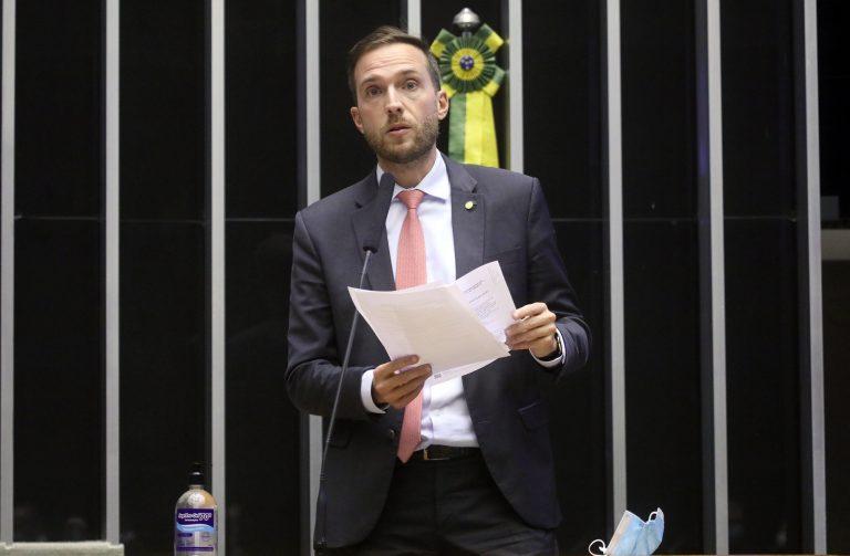 Discussão e votação de propostas. Dep. Vinicius Poit(NOVO - SP)