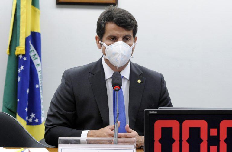 Audiência Pública - A Pandemia da COVID-19 no Brasil sob a perspectiva dos Leitos de UTI. Dep. Dr. Luiz Antonio Teixeira Jr. (PP - RJ)