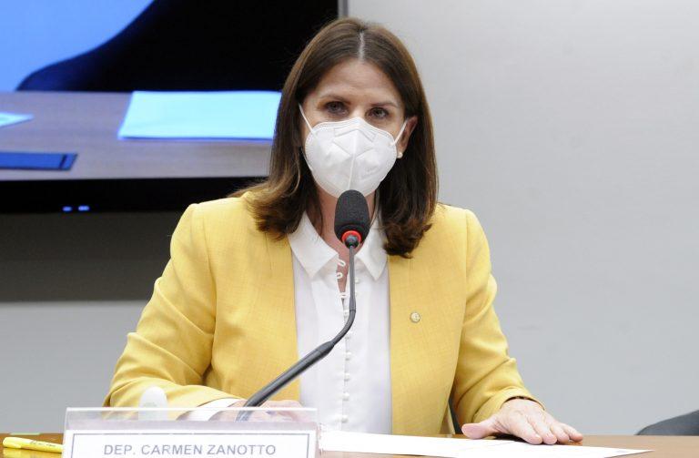 Dep. Carmen Zanotto (CIDADANIA - SC)