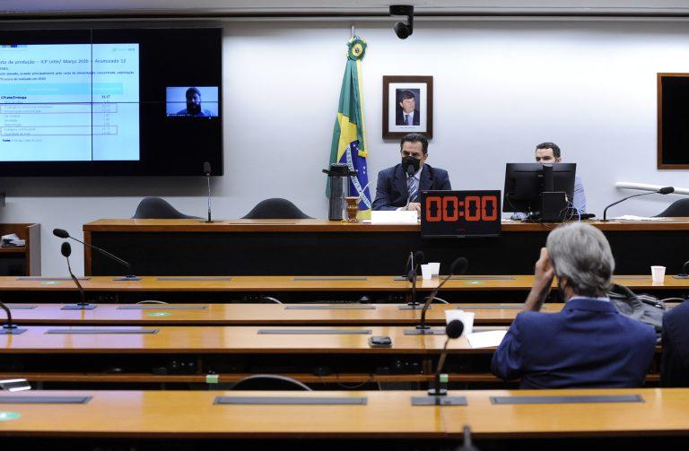 Audiência Pública - A importação de lácteos e o relacionamento com o Mercosul. Dep. Domingos Sávio (PSDB - MG)
