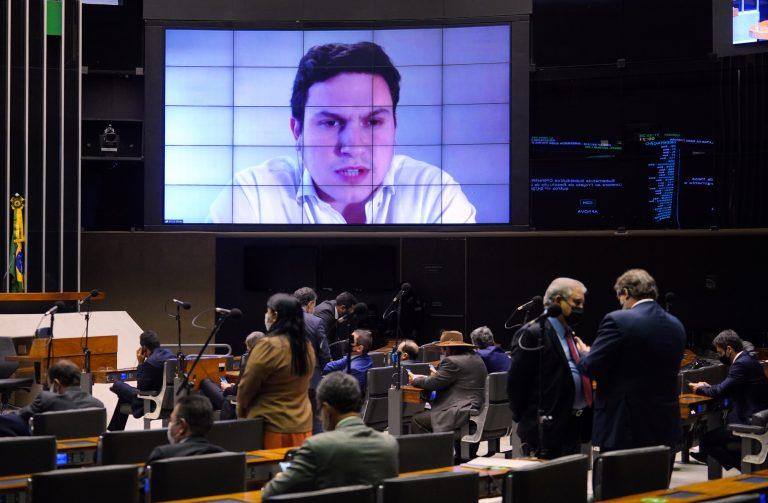 Discussão e votação de propostas. Dep. Enrico Misasi(PV - SP)