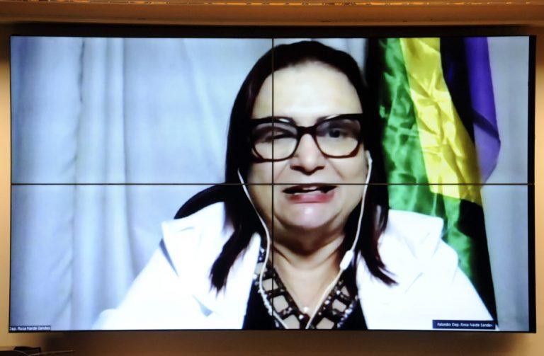 Deputada Professora Rosa Neide (PT-MT)
