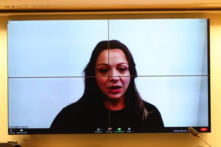 Marta Volpi pediu mais investimentos na prevenção
