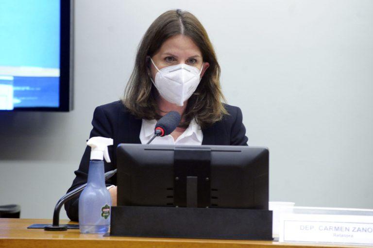 Carmen Zanotto mostrou preocupação com a demanda reprimida de cirurgias eletivas