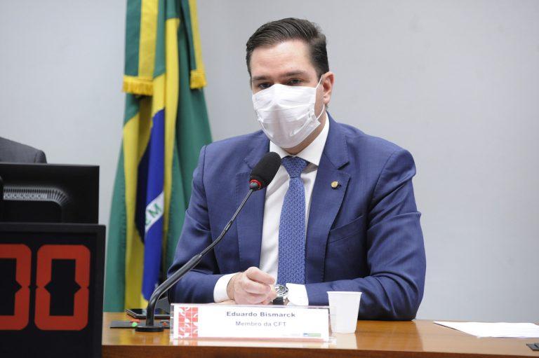 Audiência Pública *PLC 10/20, 11/20 e 16/21*. Dep. Eduardo Bismarck(PDT - CE)