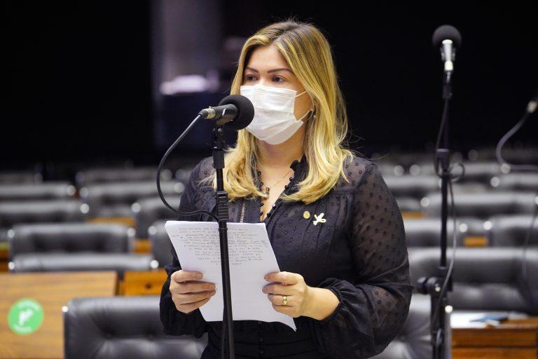 Discussão e votação de propostas. Dep. Aline GurgelREPUBLICANOS - AP