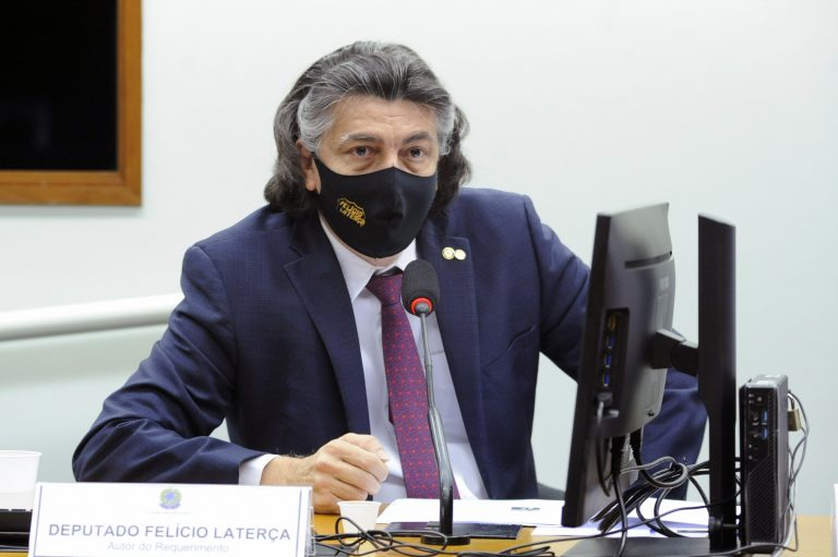 Dep. Felício Laterça (PSL - RJ)