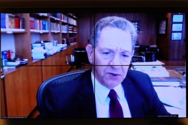 Audiência Pública - Debater o PL 4.302/16 (União Poliafetiva). Ministro do Superior Tribunal de Justiça - STJ, João Otávio de Noronha