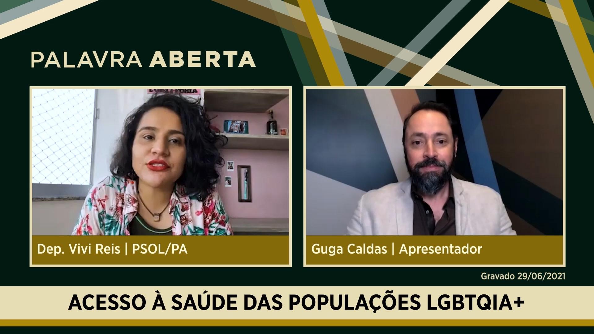 Acesso à saúde das populações LGBTQIA+