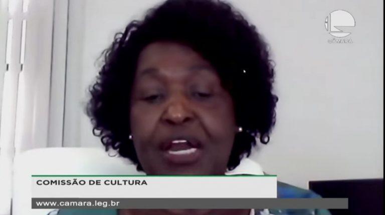 Benedita da Silva: a reunião foi motivada por denúncias de censura