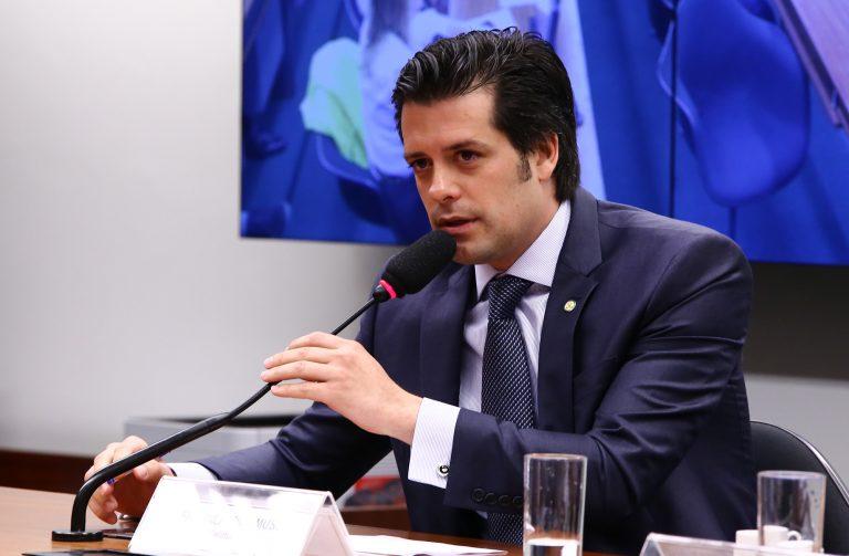 Deputado Guilherme Mussi (PP-SP)