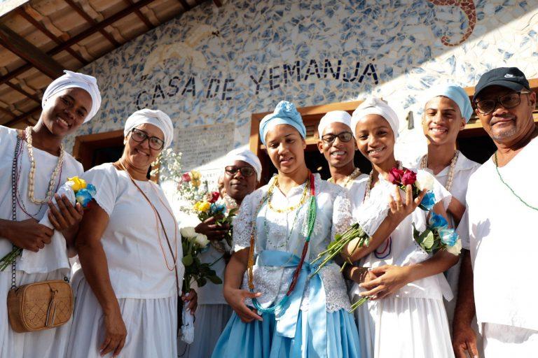 Religião - geral - religiões africanas candomblé Yemanjá iemanjá crenças cultura afro