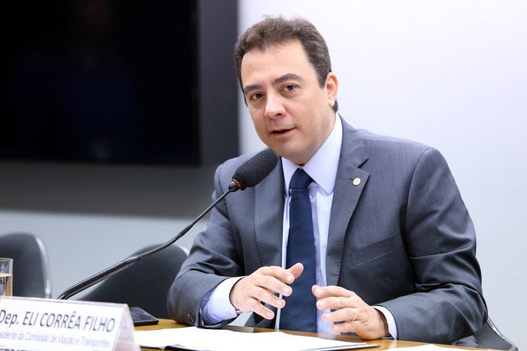 Deputado Eli Corrêa Filho (DEM-SP)