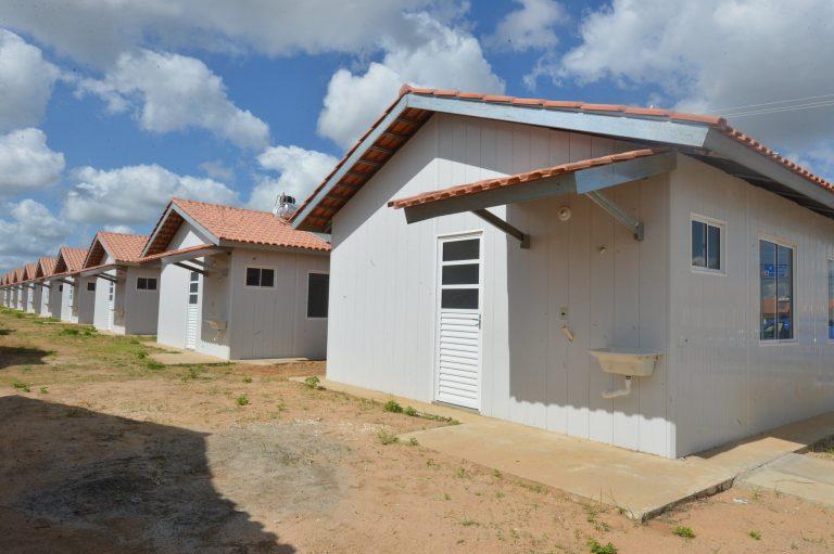 Habitação - casas - moradia popular conjuntos habitacionais déficit habitacional (programa Minha Casa, Minha Vida no Espírito Santo)