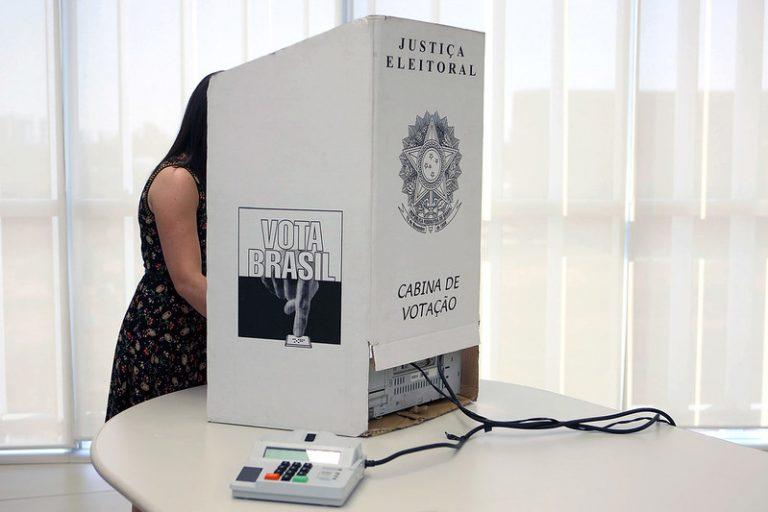 Eleições - eleição - votação - urna eletrônica - urnas - eleitoral - TSE - eleitor