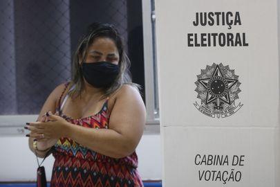Eleições - Eleição 2020 - eleições municipais - votação - zona eleitoral - eleitor - eleitores