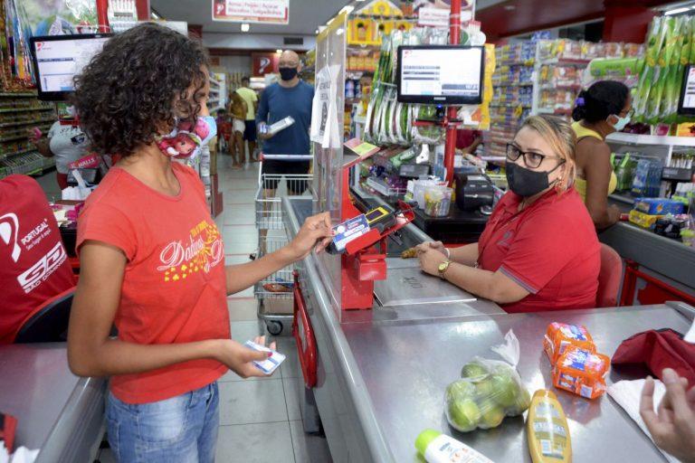 Economia - consumidor - inflação - supermercado - alta dos alimentos - custo de vida - IPCA - alimentos