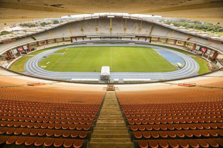 Esporte - futebol - estádio - Reforma e modernização vão deixar o Mangueirão à altura dos grandes estádios -