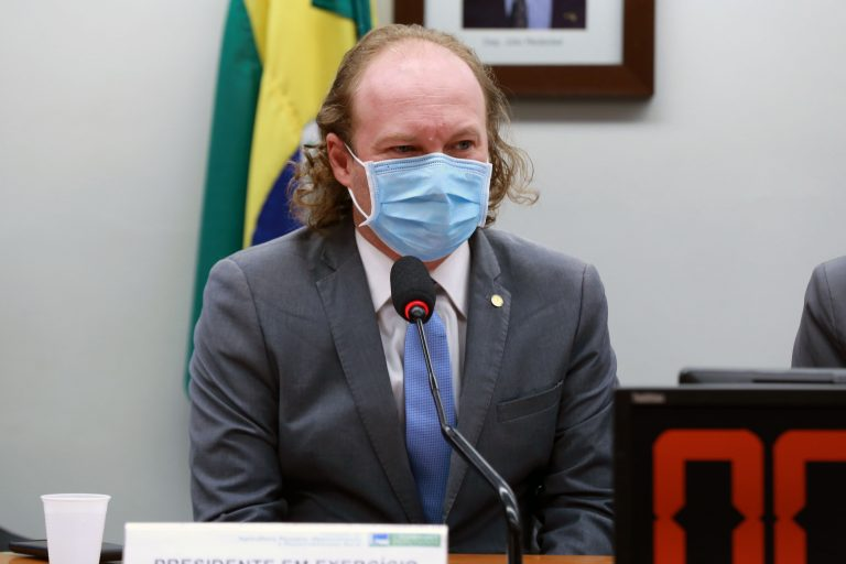 Deputado Rodrigo Agostinho (PSB-SP)