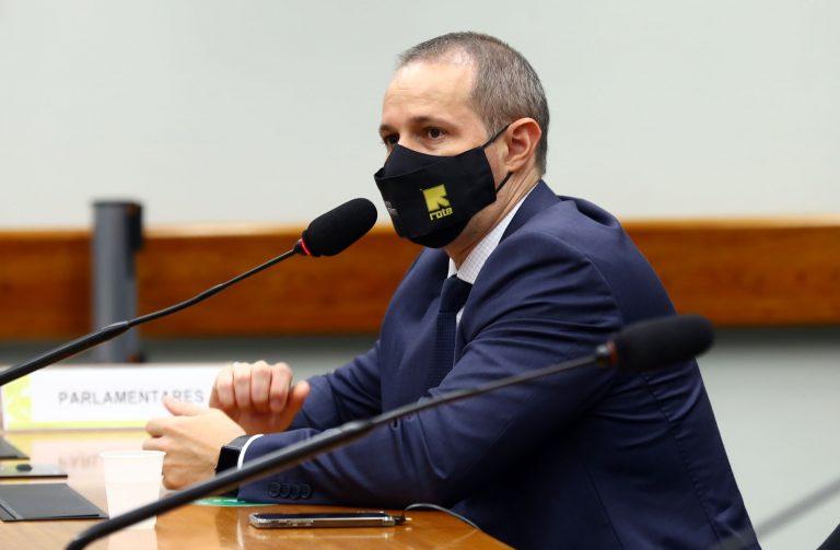 Dep. Guilherme Derrite (PP - SP)