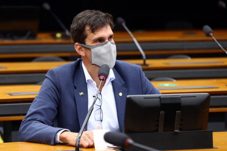 Reunião deliberativa. Dep. Luiz Lima (PSL - RJ)