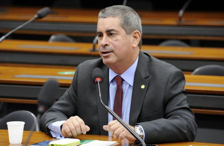 Reunião Deliberativa. Dep. Coronel Tadeu (PSL - SP)