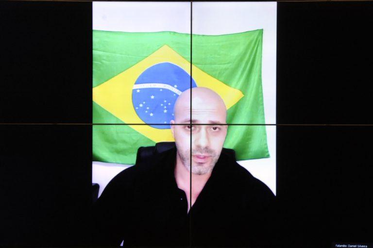 Apresentação de Plano de Trabalho e oitivas de testemunhas. Dep. Daniel Silveira (PSL - RJ)