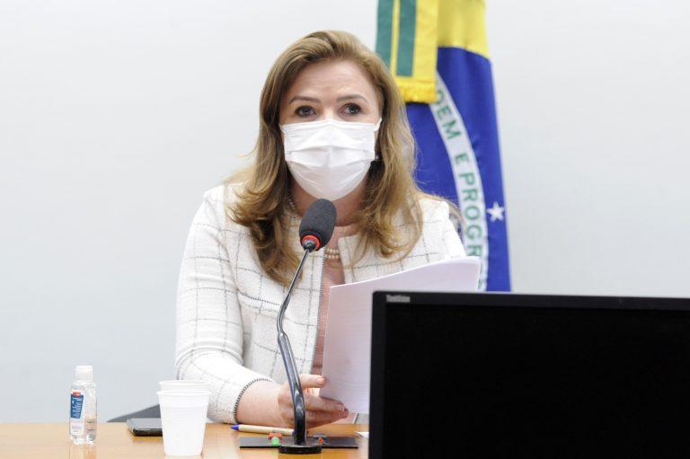 Deputada Leandre (PV-PR)