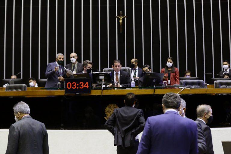 Vice-presidente da Câmara, dep. Marcelo Ramos PL - AM
