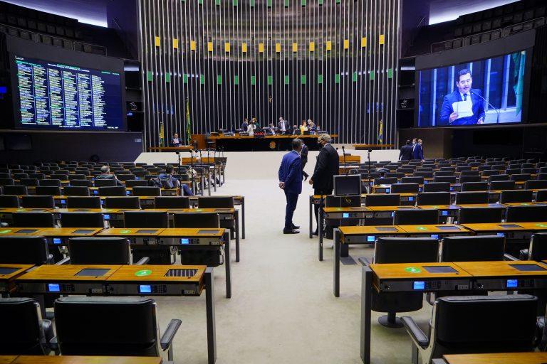 Discussão e votação de propostas. Presidente da Câmara, dep. Arthur Lira PP - AL