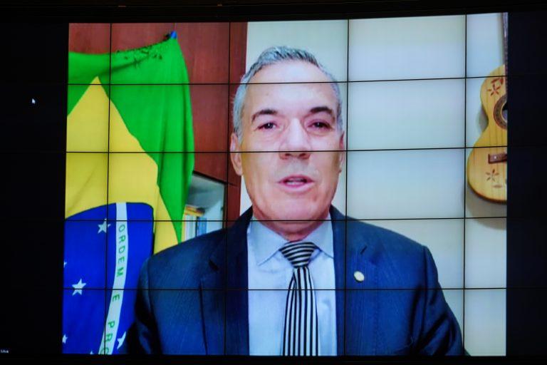 Discussão e votação de propostas. Dep. Zé SilvaSOLIDARIEDADE - MG