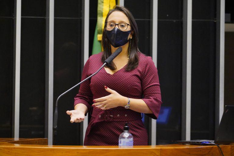 Comissão Geral para tratar da Reforma Eleitoral. Dep. Renata AbreuPODE - SP