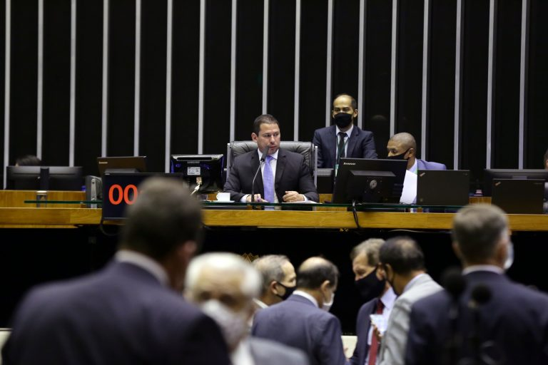 Discussão e votação de propostas. Vice-presidente da Câmara, dep. Marcelo Ramos PL - AM