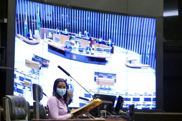 Discussão e votação de propostas. Dep. Rosangela GomesREPUBLICANOS - RJ