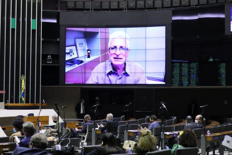 Discussão e votação de propostas. Dep. Rogério CorreiaPT - MG