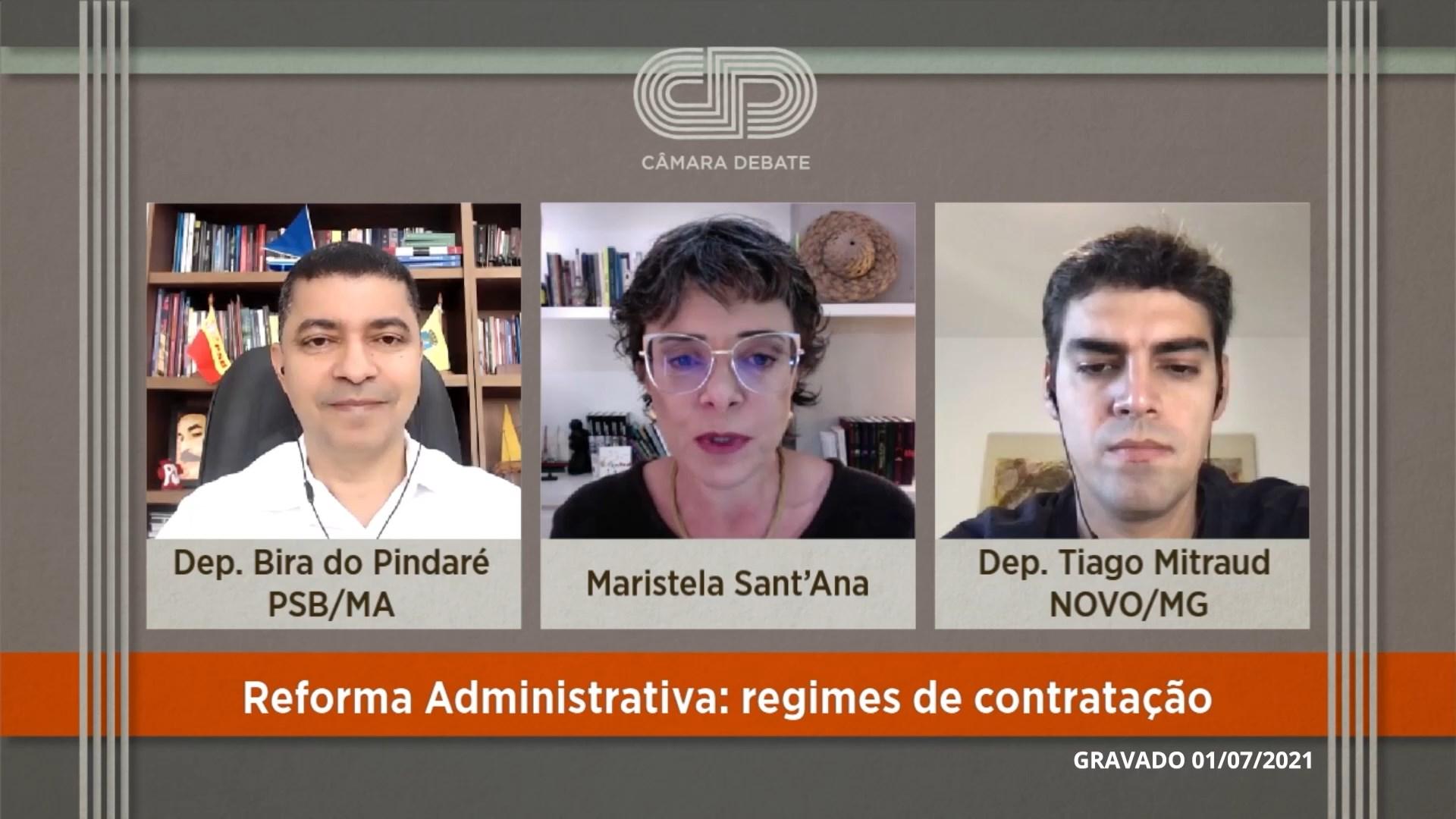 Reforma Administrativa: regimes de contratação