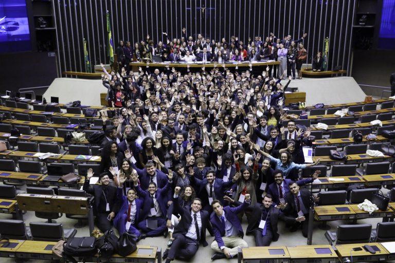 Politeia. Parceria entre o Instituto de Ciência Política (Ipol) da Universidade de Brasília (UnB) e a Câmara dos Deputados. 14ª edição