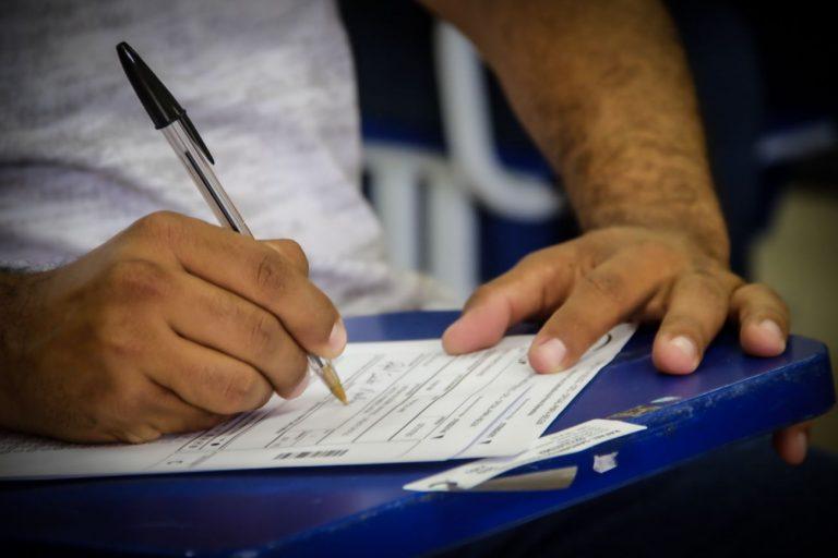 Administração Pública - geral - concurso público - prova de concurso - Prova para o cargo de Oficial da Polícia Militar do Pará registra quase 3 mil candidatos